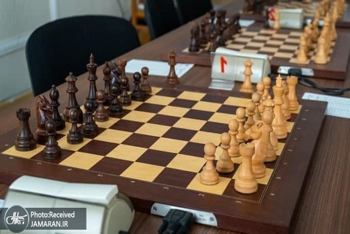 نایب قهرمانی ایران در شطرنج دانشجویان آسیا