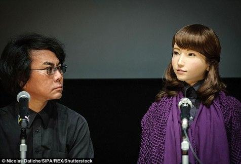 دختر ژاپنی انسان نما؛ نقش اول فیلم 70 میلیون دلاری! + تصاویر