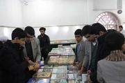 نمایشگاه کتاب با ۲ هزار عنوان در میبد گشایش یافت