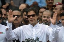 عمران خان به ایران می آید