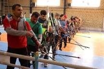 برگزاری مسابقات تیراندازی با کمان در البرز