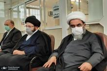 مراسم بزرگداشت سی و دومین سالگرد ارتحال امام خمینی در دفتر آیتالله فاضل لنکرانی + تصاویر