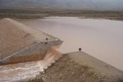 بارشها موجب آبگیری ۷۵درصد طرحهای آبی در جهرم شد