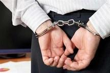 قاتل فراری در جنوب کرمان دستگیر شد