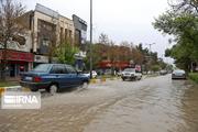 بارندگی ۱۰ نقطه سیستان و بلوچستان را فرا گرفت