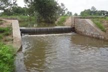 400 هزار متر مکعب آب در پشت بندهای ملارد ذخیره شد