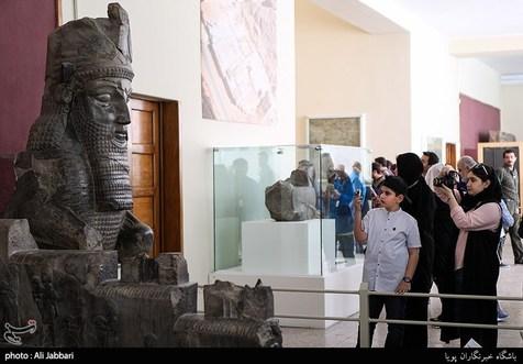 جایزه نخست موزههای برتر جهان به نمایشگاه ایران مهد تمدن رسید
