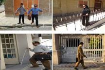 140 هزار کم بینا و نابینا از خدمات سازمان بهزیستی بهره مندند
