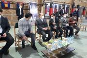 حضور وزیر ورزش در اردوی ملیپوشان بوکس+عکس