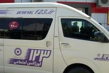 فعالیت شبانه روزی گشت اورژانس اجتماعی شهرداری رشت در ایام نوروز