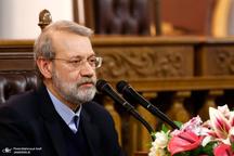 توضیحات لاریجانی درخصوص جلسه غیر علنی مجلس با حضور فرمانده سپاه