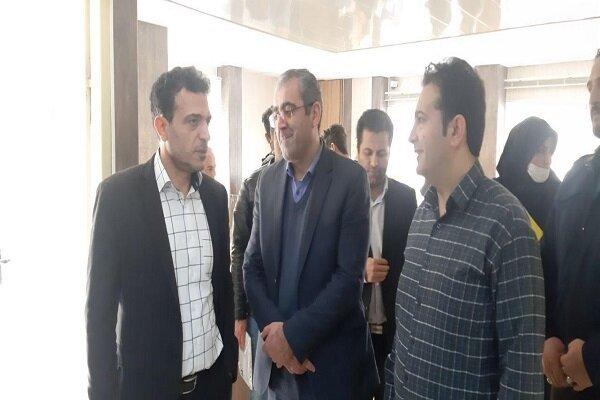 ایجاد آرشیو الکترونیکی اسناد شهرداری همدان