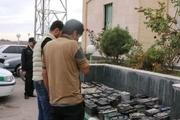 سارقان ۲۴۴ باطری خودرو در تبریز دستگیر شدند