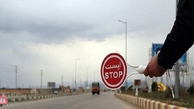 محور زنجان- تهم-چورزق مسدود شد
