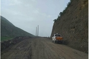 راه ارتباطی ۲۰ روستا به منطقه ولوپی سوادکوه بازگشایی شد