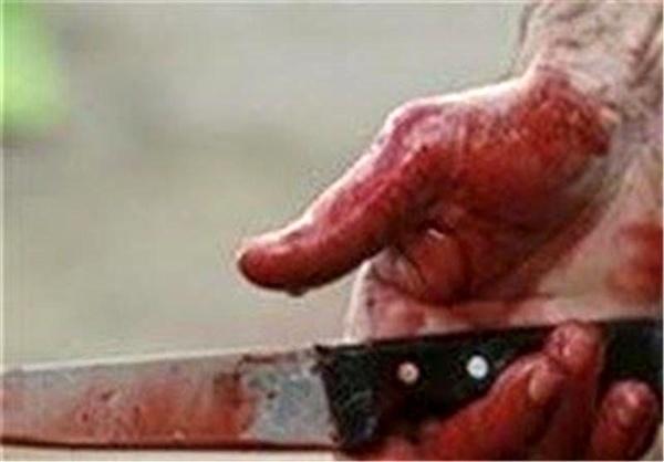 قتل همسر با چاقو در حمام  دستگیری قاتل قبل از خودکشی
