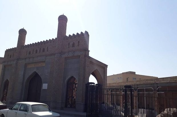بازارچه صنایع دستی دروازه استانبول در تبریز به زودی تکمیل میشود
