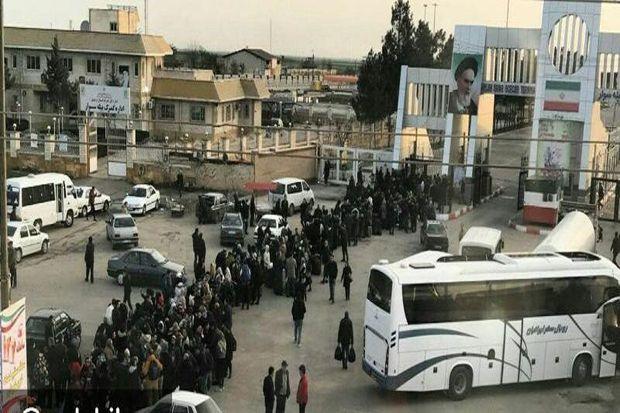 ۲۹۹ هزار و ۲۲۲ تبعه آذری به اردبیل سفر کردند