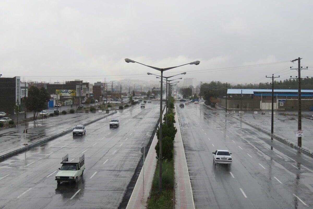 هشدار هواشناسی درباره بارش شدید باران در خراسان جنوبی