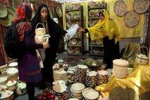 نمایشگاه صنایع دستی دردشتی گشایش یافت