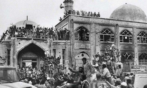 تقدیم 270 شهید از مازندران برای آزادی خرمشهر