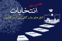 انتخابات اتاق بازرگانی استان مرکزی برگزار شد