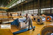 ۵۰ هزار تن محصول از کارخانه ورق خودرو چهارمحال و بختیاری صادر شد