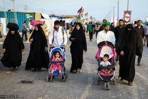 رکوردشکنی مازندرانیها برای حضور در پیادهروی اربعین