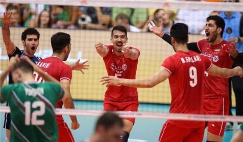 تیم ملی والیبال ایران چگونه راهی نیمه نهایی لیگ ملت ها می شود؟