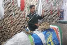 سپاه پاسداران اشراف کامل برخلیج فارس دارد