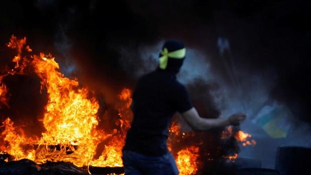 شهادت 4 فلسطینی و زخمی شدن 1400 نفر در «روز خشم»/ ادامه اعتصاب گسترده