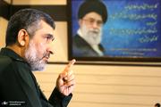 سردار حاجی زاده: رژیم صهیونیستی شکننده است/ عهد بستهایم آمریکا را از منطقه اخراج کنیم