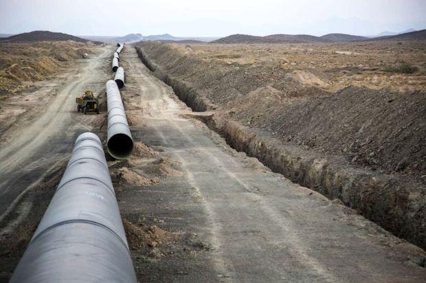 اجرای 117 کیلومتر خط انتقال آب در کردستان
