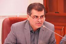 آیین تکریم و معارفه رئیس سازمان برنامه و بودجه قم برگزار شد