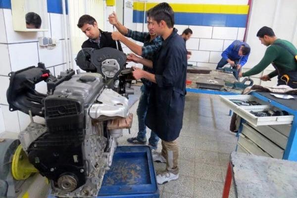 ارائه یک میلیون نفر ساعت آموزش فنی و حرفه ای به دانش آموزان در آذربایجان غربی