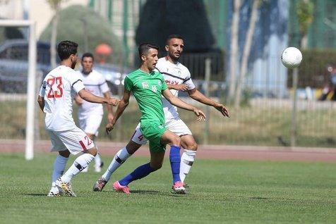 پیروزی استقلال مقابل یک تیم آماتور در بازی دوستانه