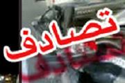 مرگ داماد به دلیل سقوط خودروی عروسی