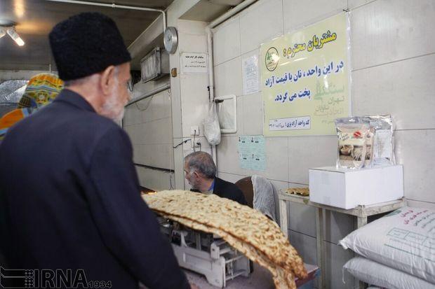 ۷ نانوایی متخلف در شهرستان ورامین شناسایی شد
