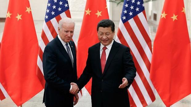 تماس تلفنی رهبران آمریکا و چین پس از 7ماه