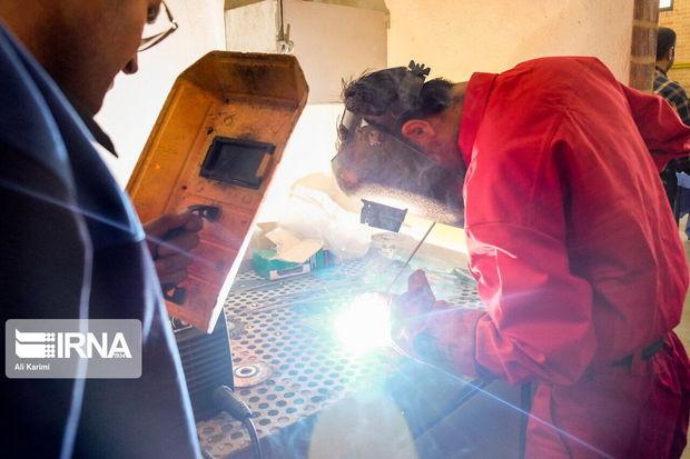 نخستین استارتآپ ملی صنعت جوش ایران در شهرکرد آغاز شد