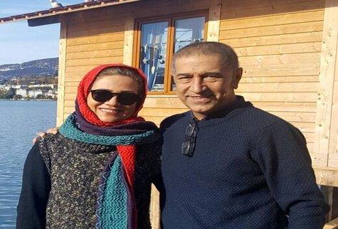 مجید اوجی، همسر فلورا سام درگذشت