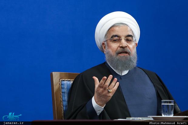 واکنش روحانی به طرح ضد برجامی مجلس: دولت موافق نیست و آن را برای روند فعالیت های دیپلماتیک مضر می داند