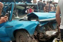 تصادف در جویبار چهار کشته بر جای گذاشت