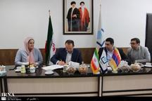 امضای تفاهمنامه بین دانشگاه های نیشابور و ایروان