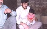 اولین دیدار شهید زین الدین با فرزندش/گلایه همسر شهید زین الدین به حضرت معصومه(س)