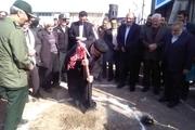 آغاز عملیات اجرایی احداث ساختمان سپاه ناحیه حضرت عبدالعظیم حسنی (ع)