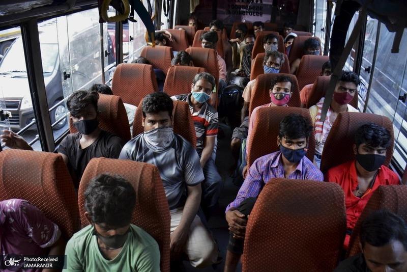 منتخب تصاویر امروز جهان- 20 فروردین 1400