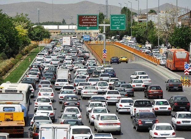 بار ترافیکی مسیر طرقبه و شاندیز کاهش یافته است
