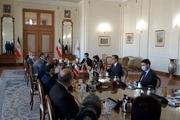 وزیر خارجه ونزوئلا به ایران آمد/ گونسالس به دیدار رئیسی و امیرعبداللهیان رفت