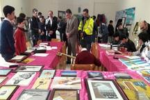 نمایشگاه آثار معلمان و دانش آموزان هنرمند در تکاب گشایش یافت